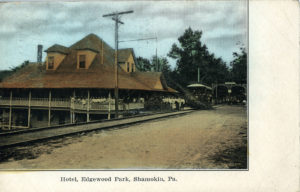 Edgewood Park Hotel circa 1910