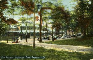 The Pavilion at Edgewood Park