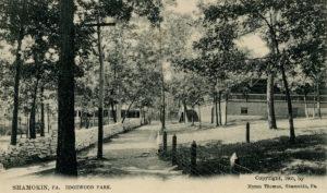 Edgewood Park- various buildings