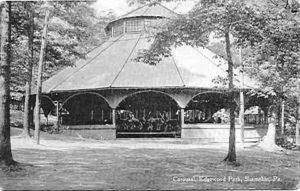 The Carousel at Edgewood Park