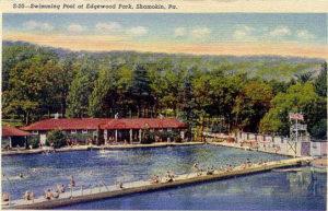 Edgewood Park swimming pool