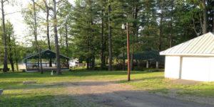 Elizabethville Borough Park pavilion present day