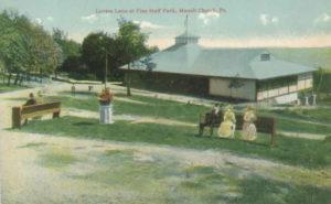 Flagstaff Park Lovers Lane