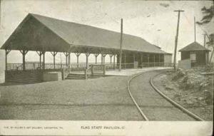 Flagstaff Park Trolley Station