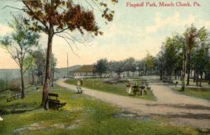 Flagstaff Park Walkways and Pavilion