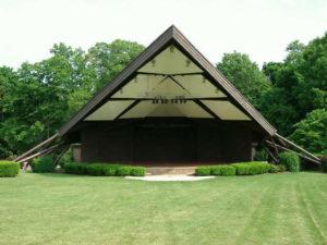 Long's Park Amphitheater present day
