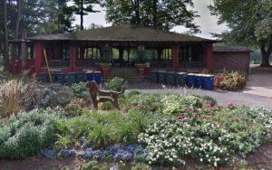 Long's Park pavilion present day