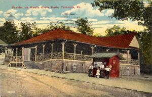 Pavilion at Manila Grove Park