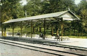 Manila Grove Park Trolley station
