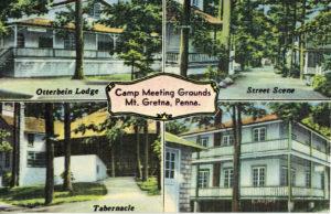 Camp Meeting Grounds - Mt. Gretna Park