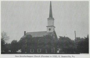 New Goshenhoppen Church