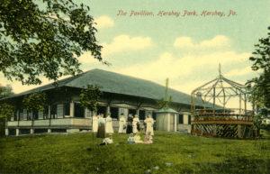 The Pavilion at Hershey Park