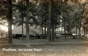 Pavilions at Kutztown Park