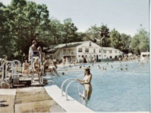 Maple Grove Park Swimming pool