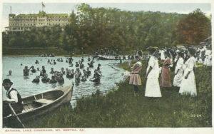 Lake Conewago at Mt. Gretna