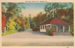 Mt. Gretna Post Office