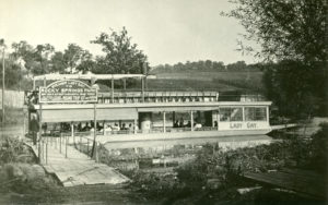 Lady Gay Steamer at Rocky Springs